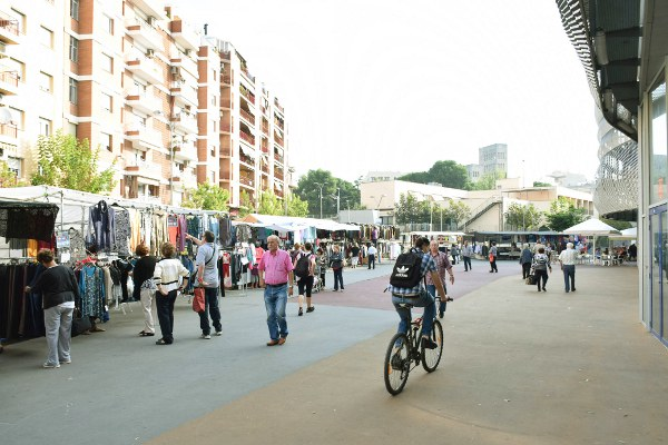 Mercadal plaça Nova del Mercat