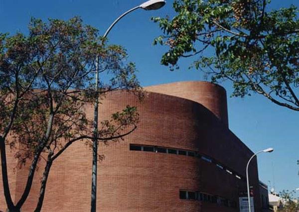 Teatre Municipal La Sala - exterior