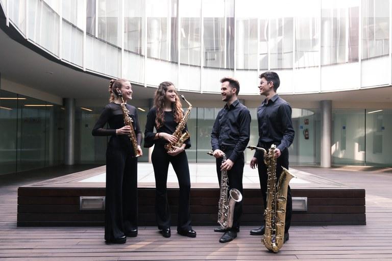 Dèlia Quartet