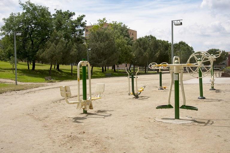 Parc de salut de Ca n'Oriol