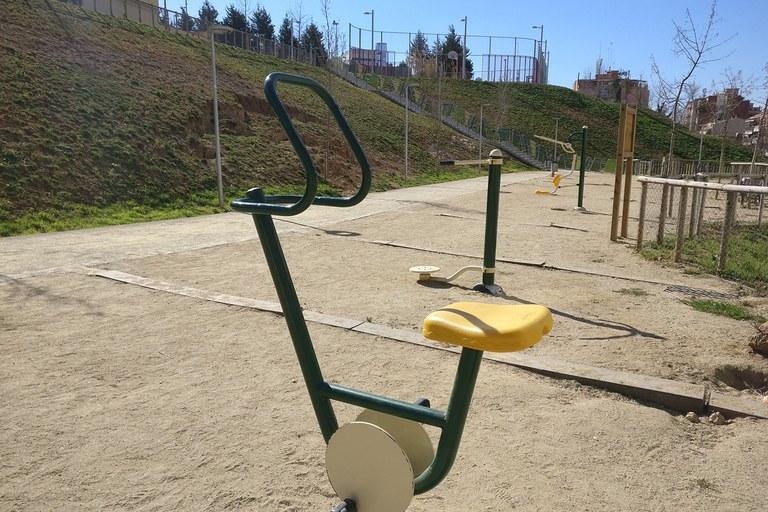 Parc de salut de La Serreta
