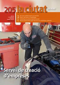 portada revista 205 2015