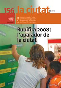 portada revista 156 2008