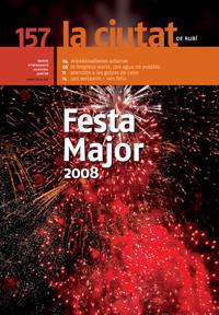 portada revista 157 2008