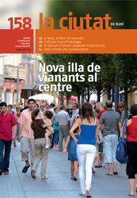 portada revista 158 2008