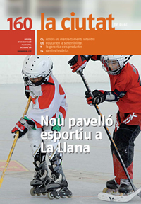 portada revista 160 2008