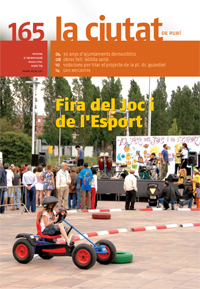 portada revista 165 2009