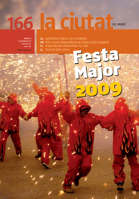 portada revista 166 2009