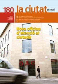 portada revista 180 2010