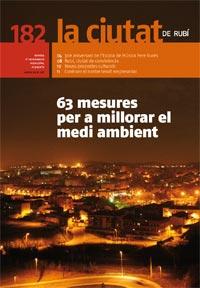 portada revista 182 2011