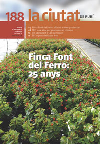 portada revista 188 2011