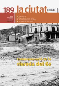 portada revista 189 2011