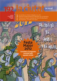 portada revista 192 2012