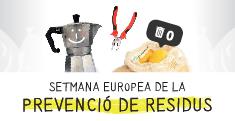 Setmana Europea de la Prevenció de Residus 2019